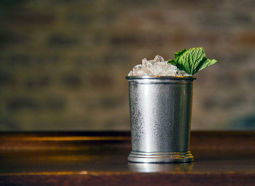 ginger julep recipe