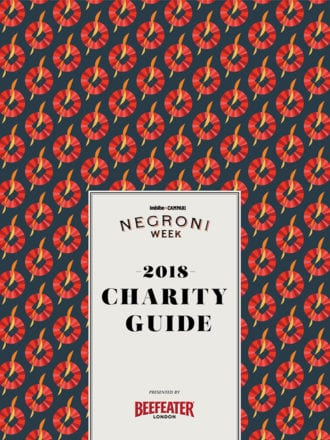 Download the 2018 Negroni Week Charity Guide
