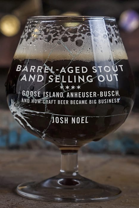 Barrel-Aged Stout and Selling Out: Goose Island, Anheuser-Busch, and How Craft Beer Became Big Business | $17, amazon.com