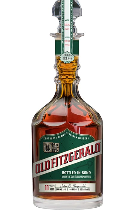 Old Fitzgerald Bottled-in-Bond. |  $110