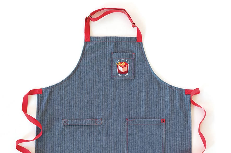 NEGRONI APRONs Are Back in Stock!