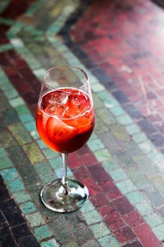 Negroni Week Cocktail