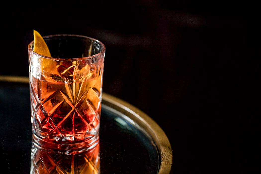 Negroni . | Photo by Eric Medsker.