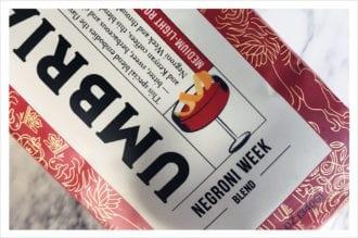 Negroni Week Blend