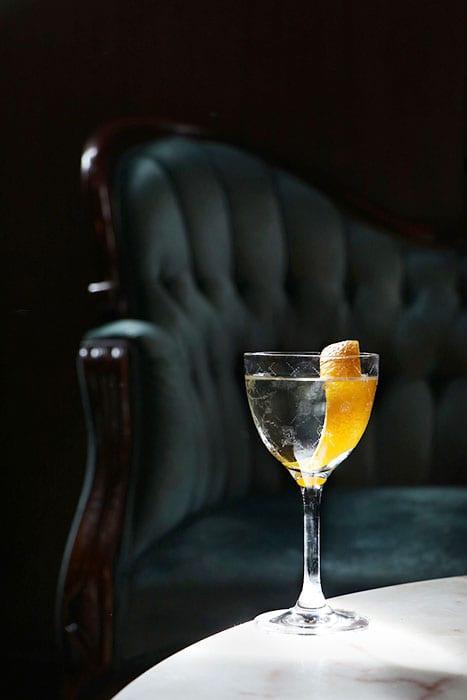 The Gin Blossom. | Photo by Emma Janzen.