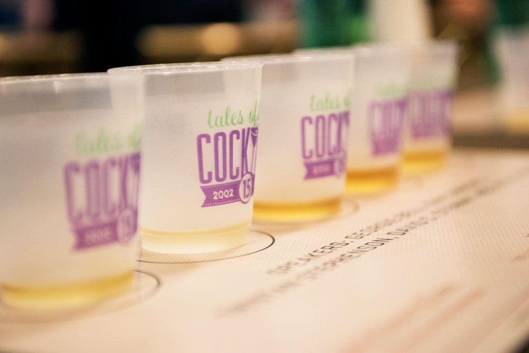 Save the date tales of the cocktail 2018 imbibe magazine for Cocktail 2018