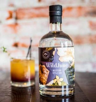District Distilling's Wild June Gin