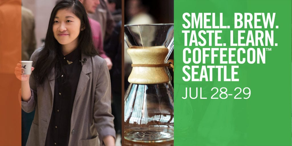 Save the Date: CoffeeCon Seattle