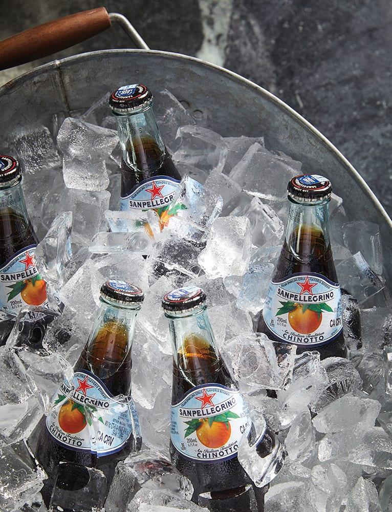 bitter italian sodas