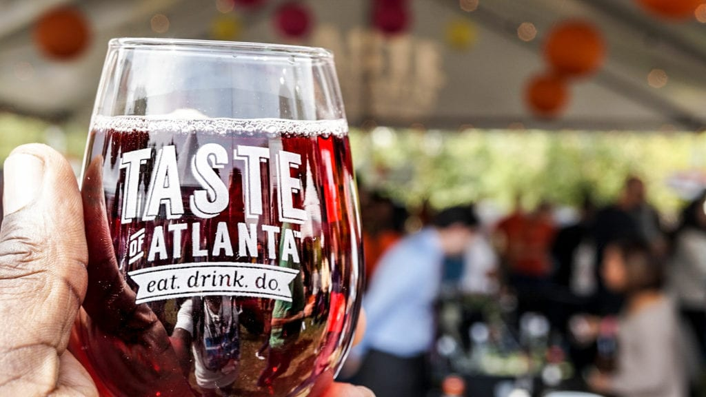 Save the Date: Taste of Atlanta