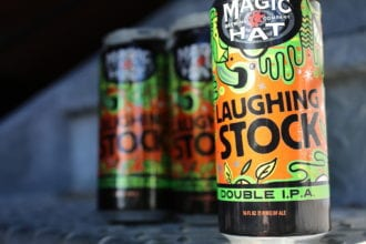 laughing stock double IPA