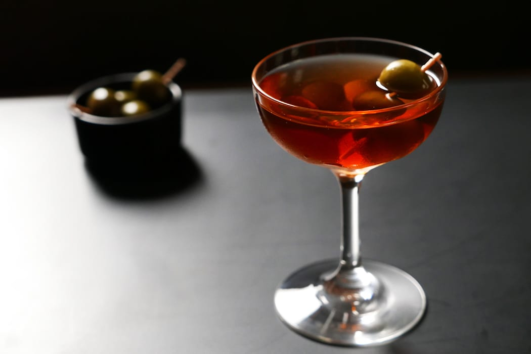 pisco manhattan