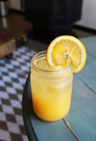 Tea Mimosa