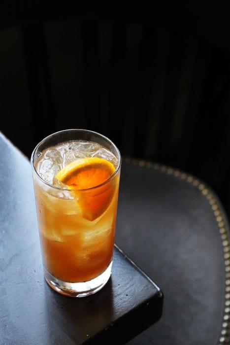 Meauxbar Rum Cocktail. | Photo by Emma Janzen.