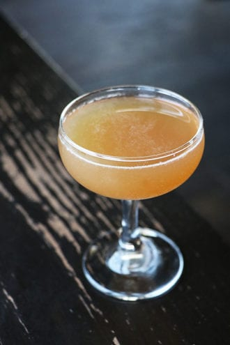 Rye Cocktail