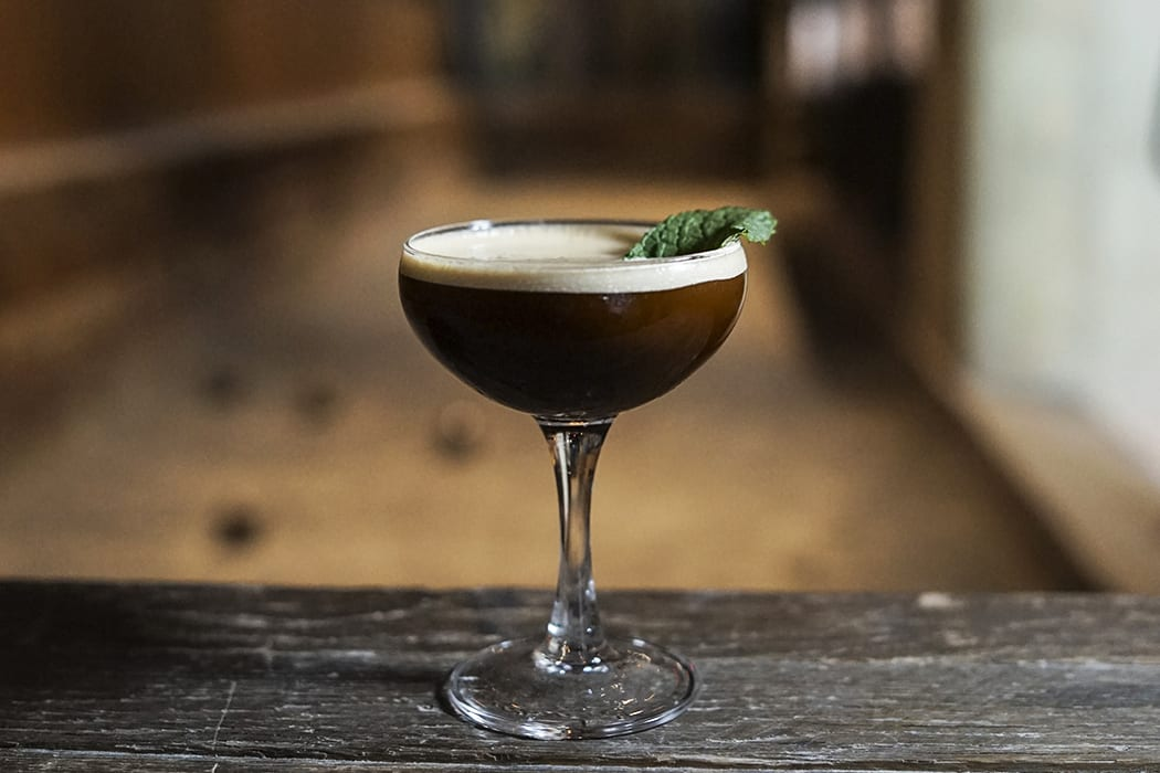 Espresso Martini. | Photo by Olivia Frescura.