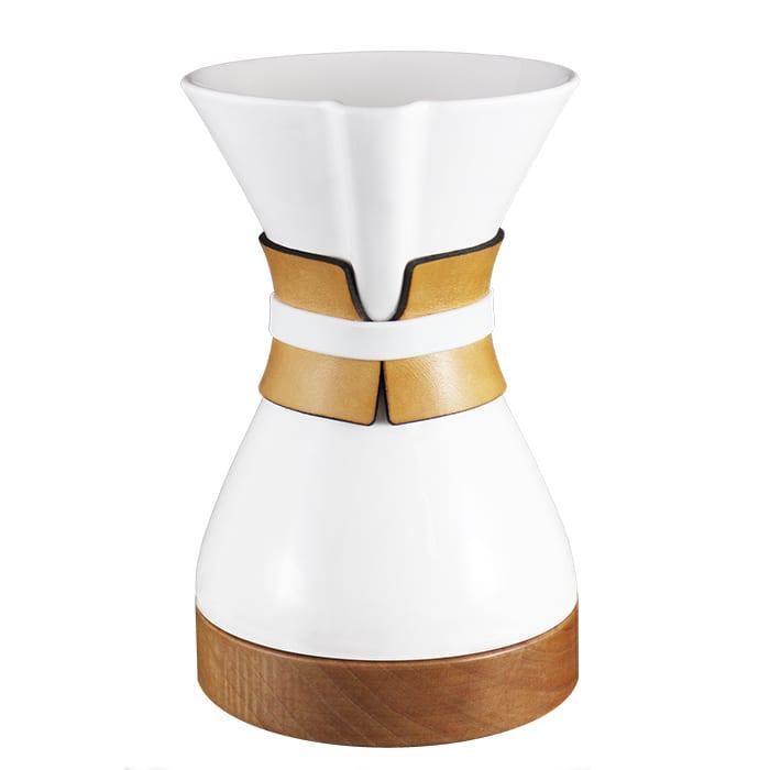Cora Coffee Brewer. | $250,coracoffeebrewer.com
