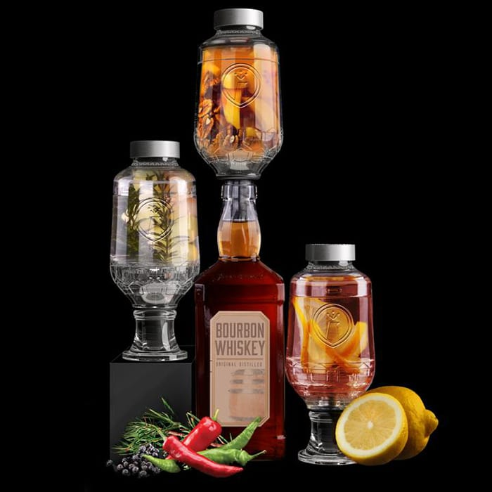 Tastemaker Craft Infuser.| $25, prep-tools.com