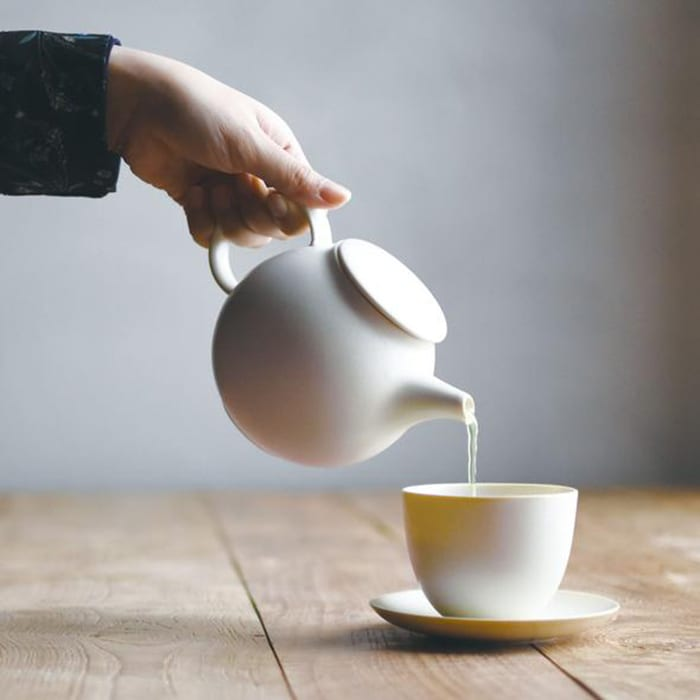 Pebble Teapot.| $50,kintostore.com