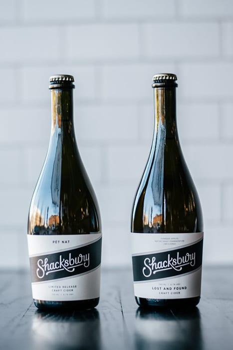 Shacksbury Cider Club. | $55,shacksbury.com