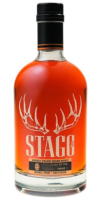 Stagg Jr Kentucky Straight Bourbon Whiskey. | $65, crownwineandspirits.com