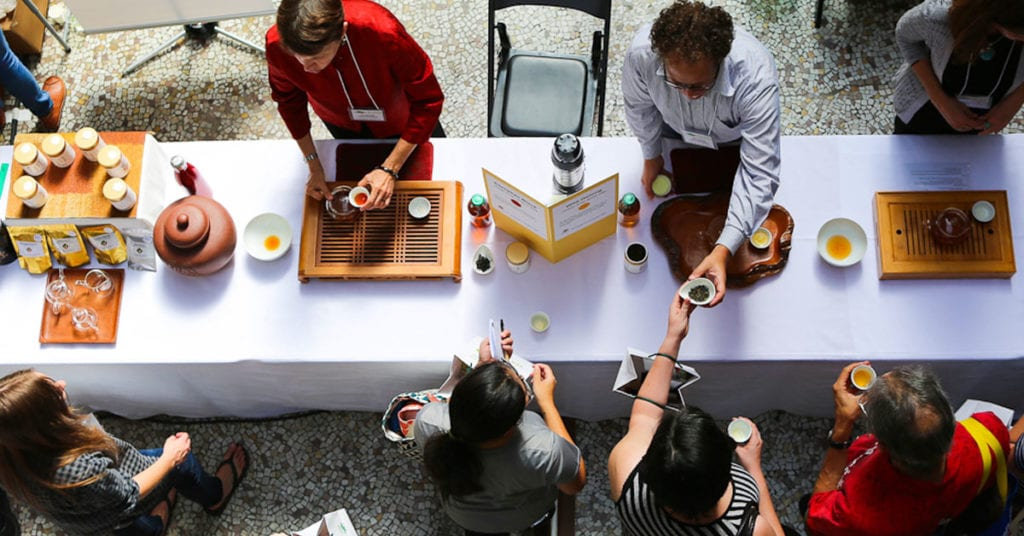 Save the Date: SF International Tea Festival