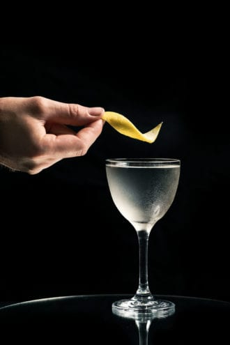 martini garnish