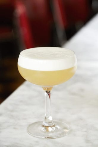 Scotch Whisky Sour