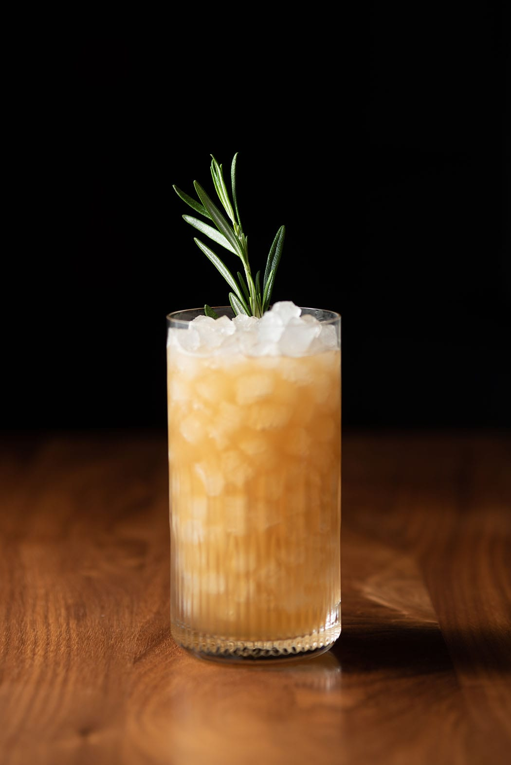 Pear and Tequila cocktail
