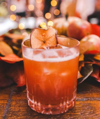 Fall Cocktail