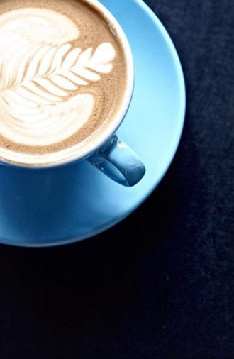 flat white or cappuccino