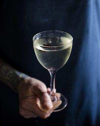 Bijou Cocktail Riff: Golden Ghost