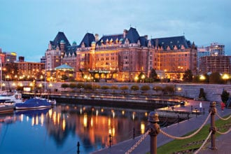 Where to Drink in Victoria, British Columbia