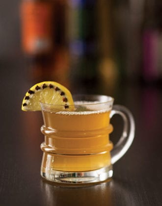 Classic Hot Toddy