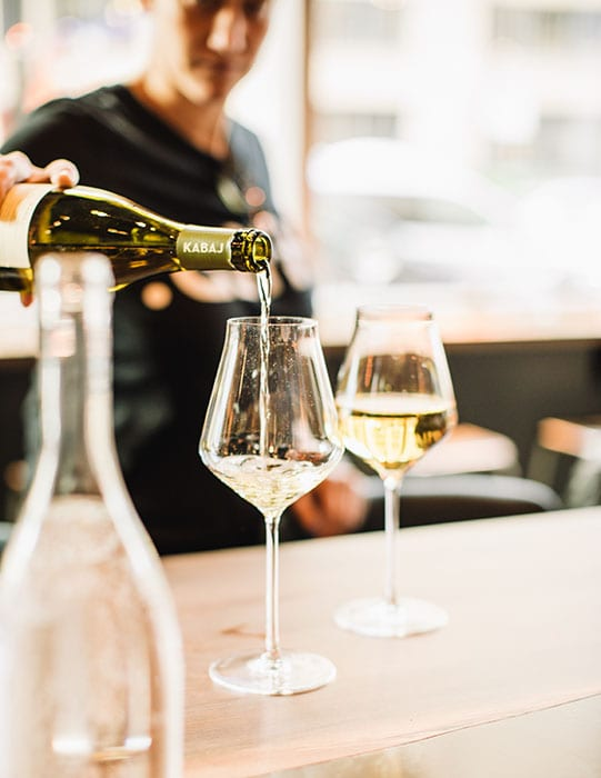 Boston's hub for natural wine is our Wine Bar of the Year.