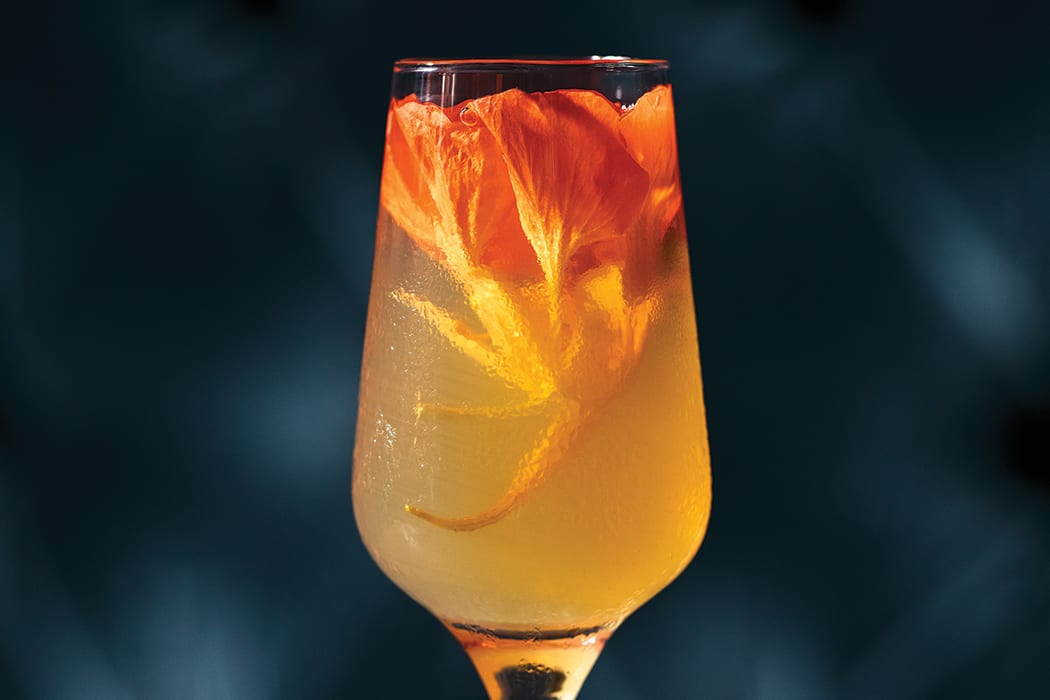 low-alcohol cocktail
