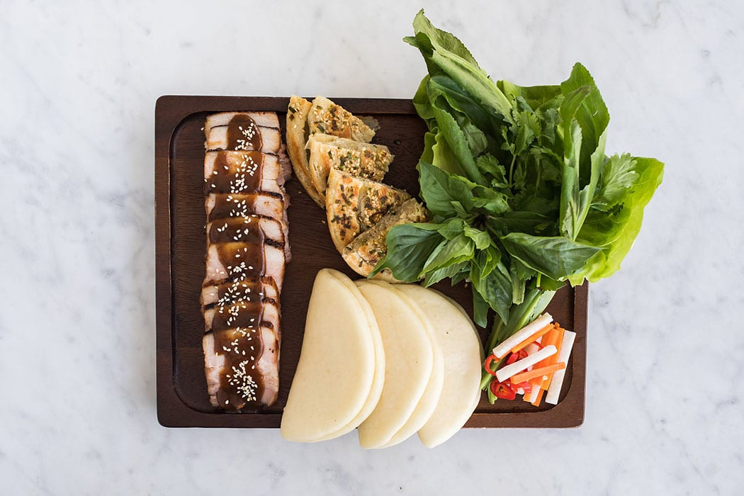 The food at Bixi takes inspiration from across Asia.