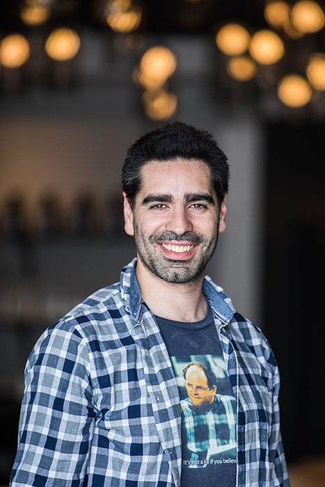 Brewer Eymard Freire trained and now teaches at Chicago's Siebel Institute.