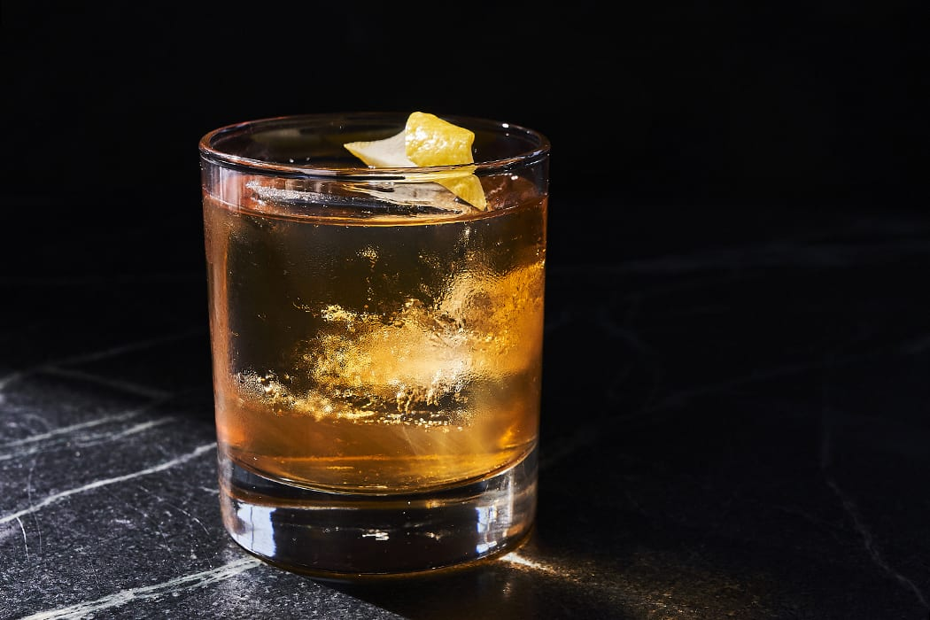 Cardamom Banana Vieux Carre. | Photo by Johnny Autry.