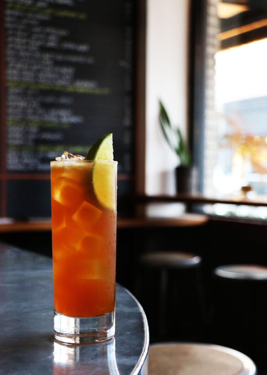 cynar cocktail