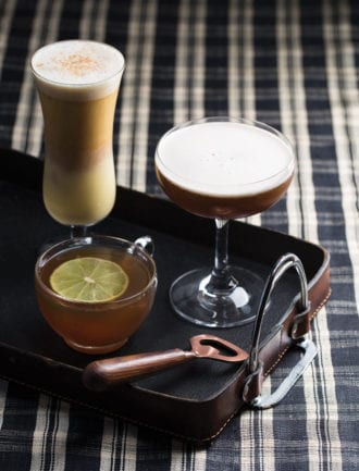 stout cocktails