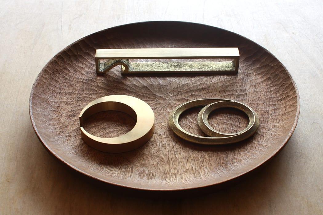 Futagami Brass Bottle Opener.ukiyohome.com, $55