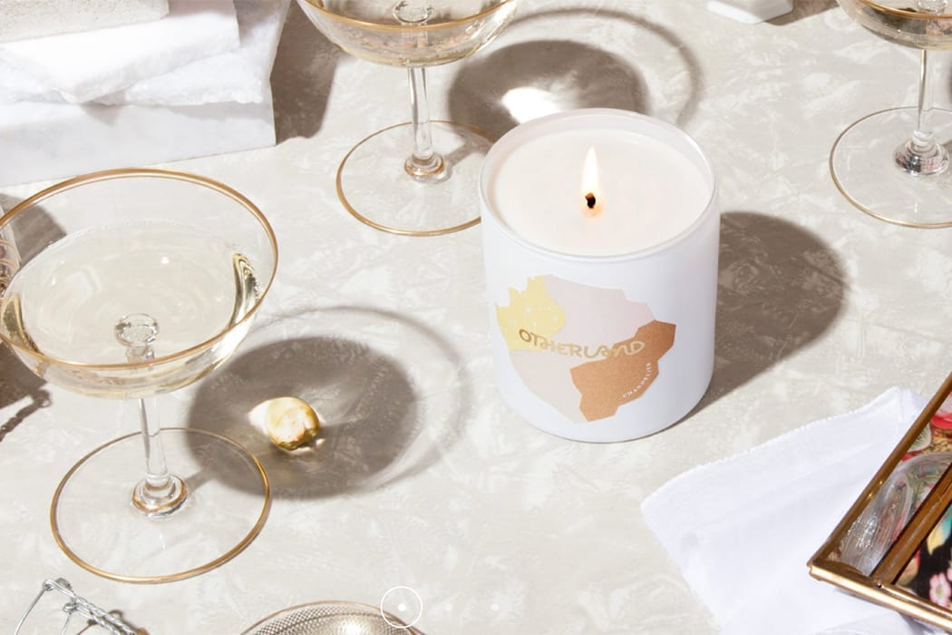 Chandelier Candle. otherland.com, $36