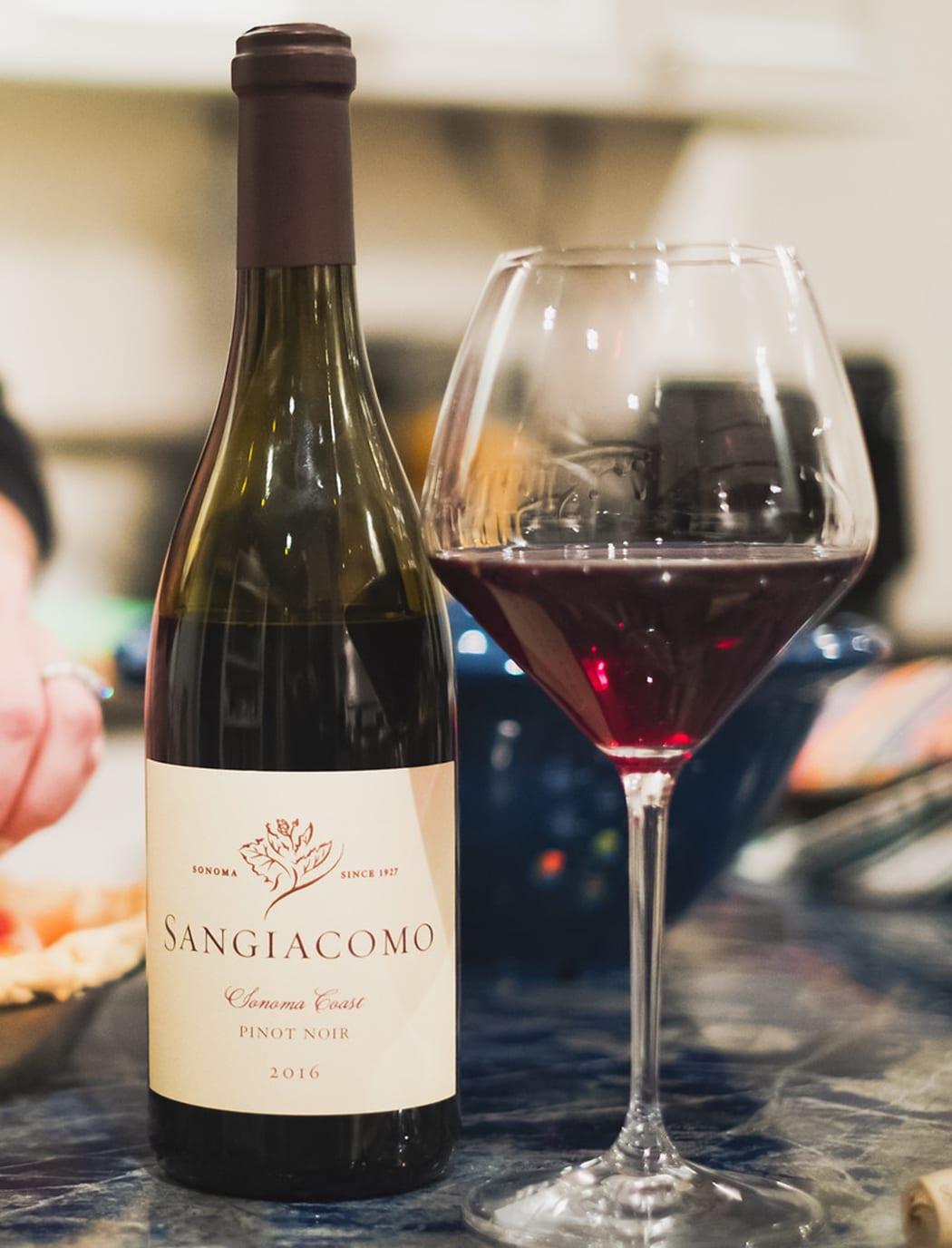 Sangiacomo 2016 Sonoma Coast Pinot Noir. sangiacomowines.com, $60