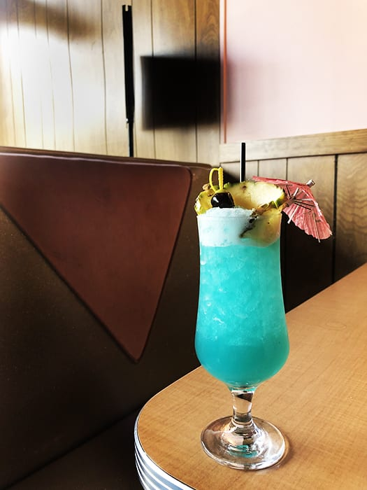 Blue Hawaii. | Photo by Imbibe.