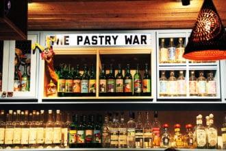 pastry war