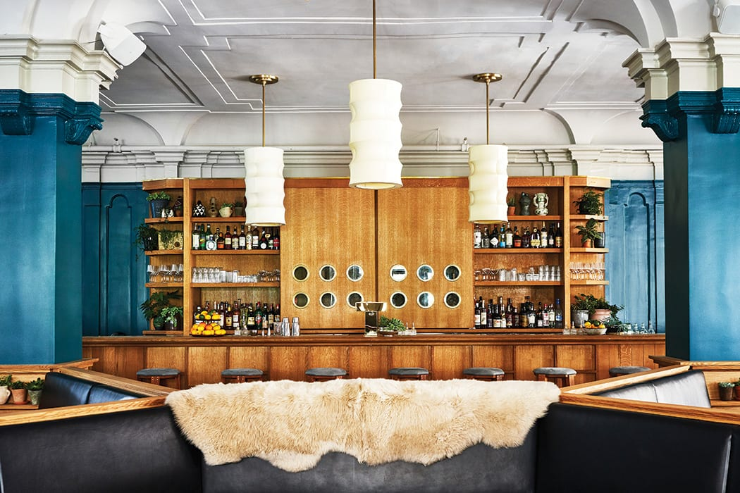 How to Bar Hop Without Ever Leaving Your Hotel - Imbibe Magazine