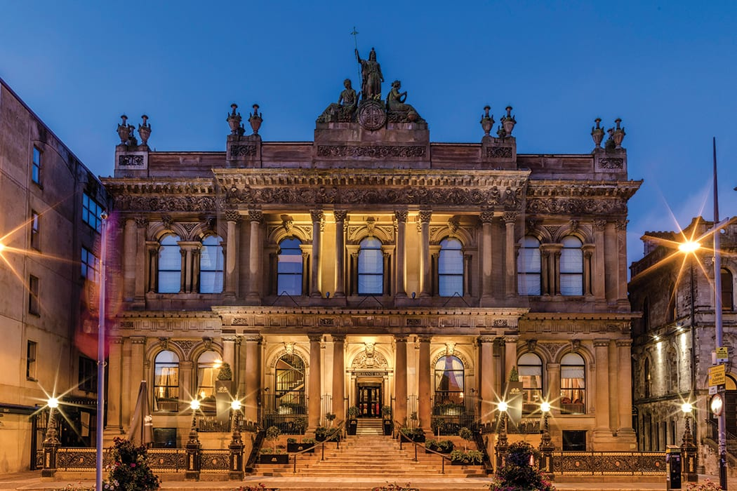 The Merchant Hotel inBelfast. | Photo by Rob Durston.