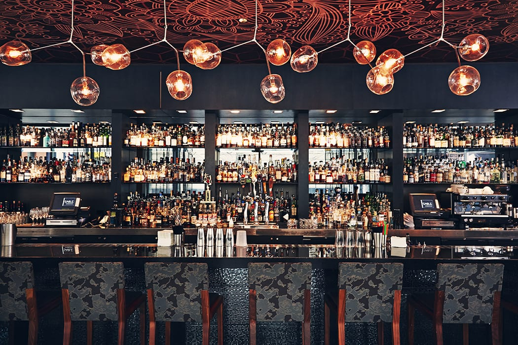 Sable Kitchen and Bar is located inside the Kimpton Palomar in Chicago.