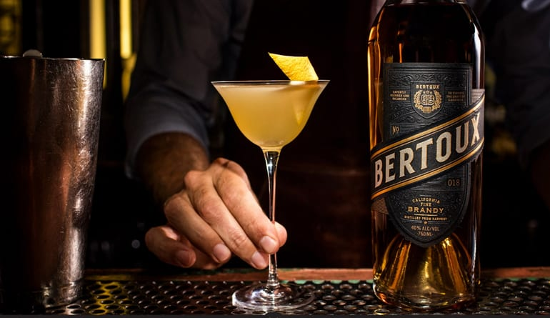 How Bertoux Brandy Is Redefining California Brandy